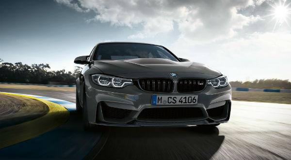 Новые подробности о лимитированной BMW M3 CS