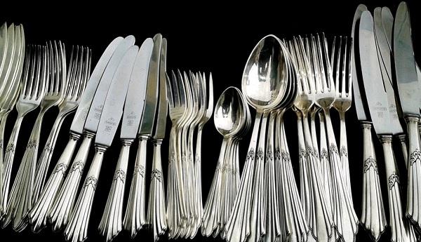 Серебряные изделия - залог красоты и здоровья