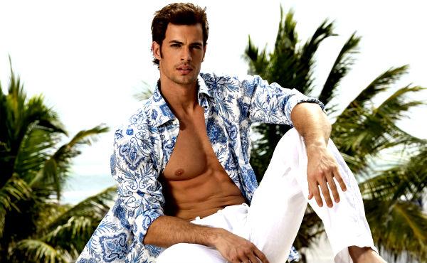 Мужские рубашки: модные новинки