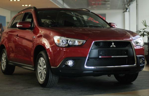 Новый Mitsubishi ASX уже в России