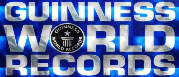 Как попасть в книгу рекордов Гиннеса
