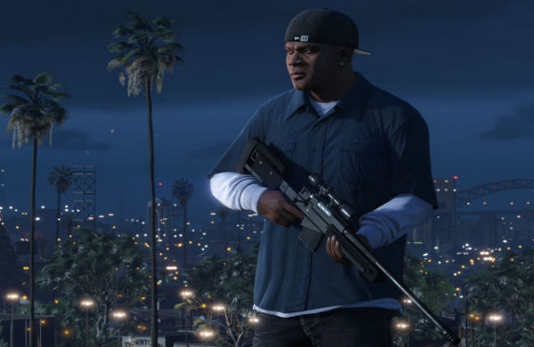Компьютерные игры Grand Theft Auto