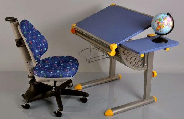 Подготовка к школе. Как выбрать письменный стол?