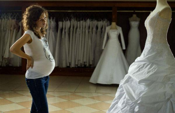 Мамочка-невеста