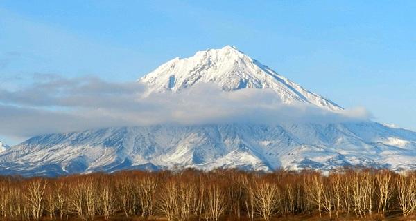 Вулканы жемчужина Камчатки