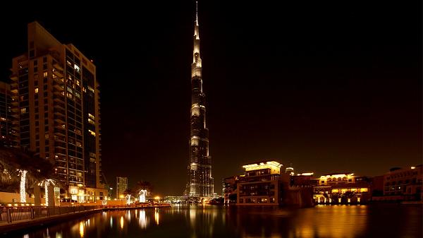 Самый богатый курорт ближнего Востока