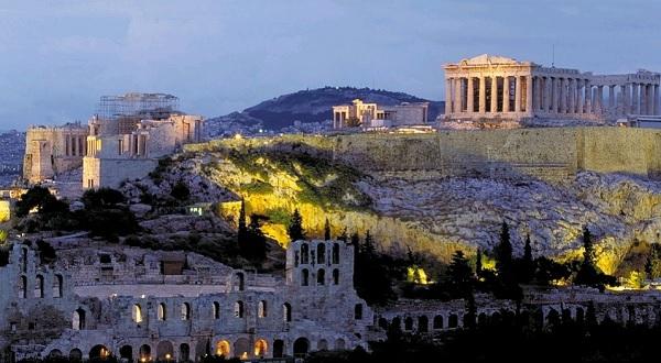 Поездка в Грецию: что посмотреть в Афинах