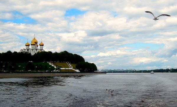 Монастыри и музеи Ярославля
