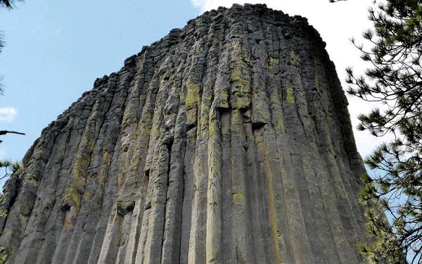 Башня Дьявола: аномалии природы