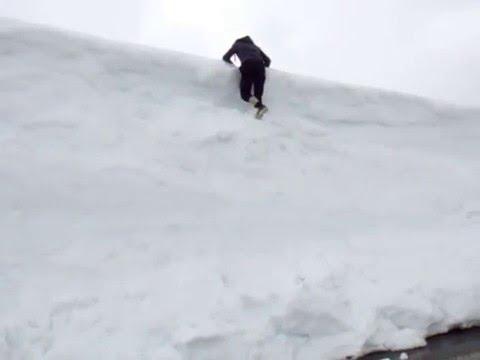 Норвегия,по дороге на ледник Нигардсбреен.