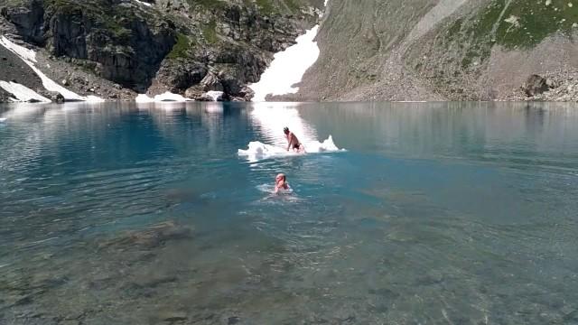 Ледник. Архыз. КЧР. Софийские озёра,август 2017