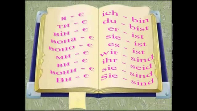 Готовые уроки немецкого языка для школы