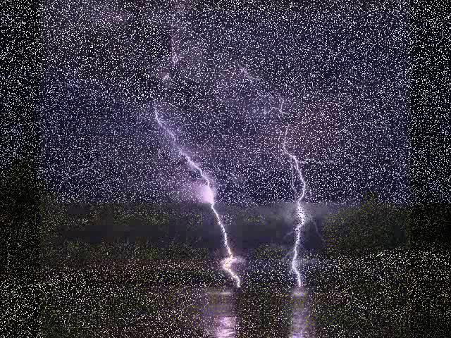 А.Вивальди-Времена года(лето-шторм),в исполнении Ванессы Мэй