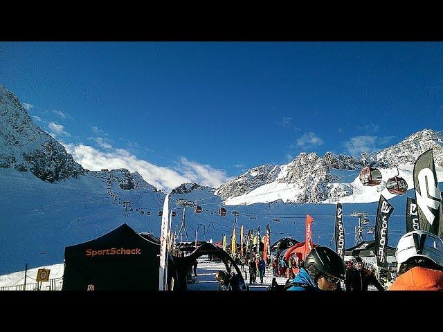 Stubai Ski Testival Хайп на Лыжах