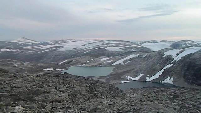 Jostedalsbreen, Норвегия/1 - поход через самый большой ледник в Европе