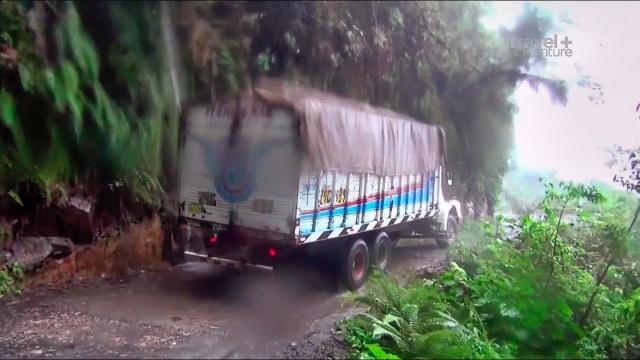 Самые опасные путешествия. Перу