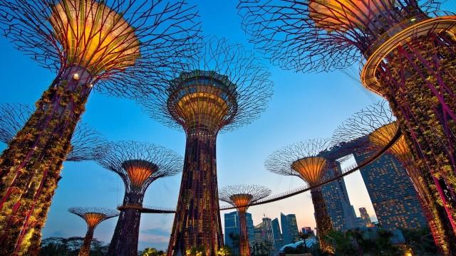 Сингапур 2016. Самое интересное в мире