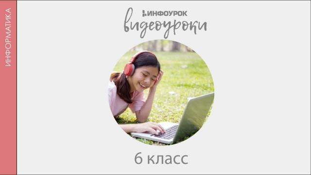 Как мы познаём окружающий мир | Информатика 6 класс #8 | Инфоурок