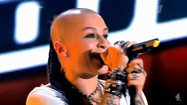 Спев песню группы Scorpions, эта девушка покорила абсолютно всех! Фантастический голос!