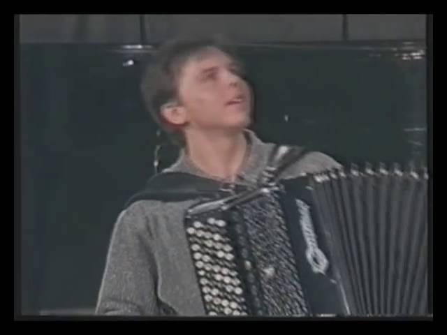 """Вивальди """"Четыре времени года"""", Времена года, """"Зима"""", баян, исполняет Виктор Баринов"""