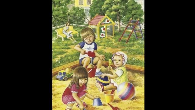 Изучаем времена года Развивалки для малышей