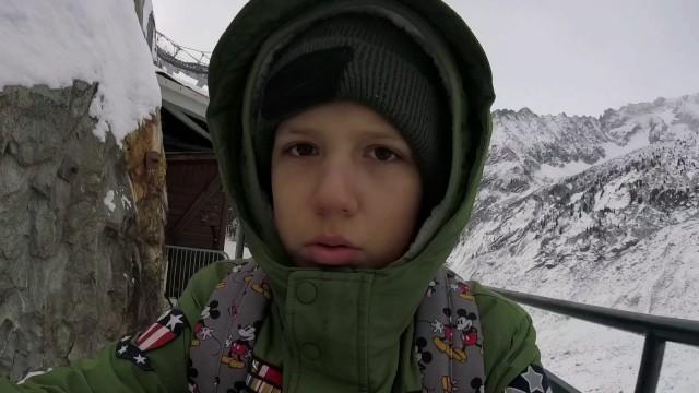 •VLOG• ледник | AkrusTV