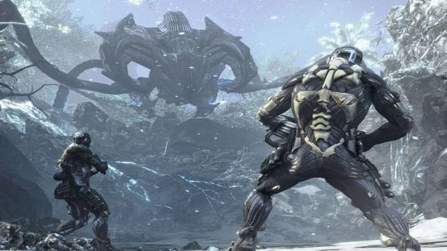 Crysis-Прохождение 5,1 часть