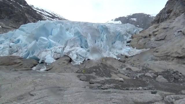Ледник Нигардсбреен 3