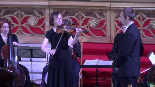 """Оркестр """"Belsound"""" 18.07.2015 -  А. Вивальди. Времена года. Зима"""