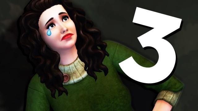 The Sims 4 Времена года #3 ОСЕННИЙ ДЕПРЕСНЯК