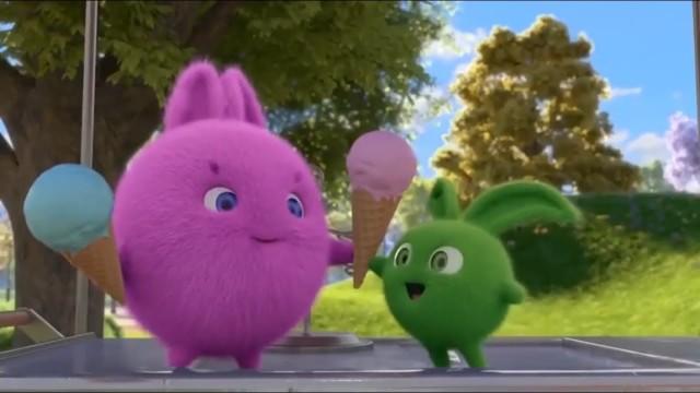 Солнечные зайчики - Хоппер хочет мороженку !