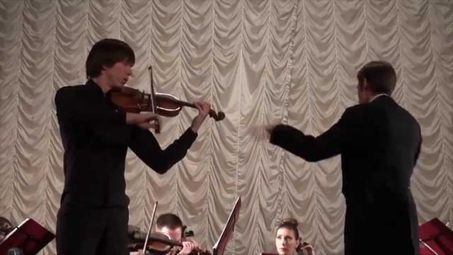 """А.Вивальди. """"Времена года. Лето. 3 часть. Гроза"""""""