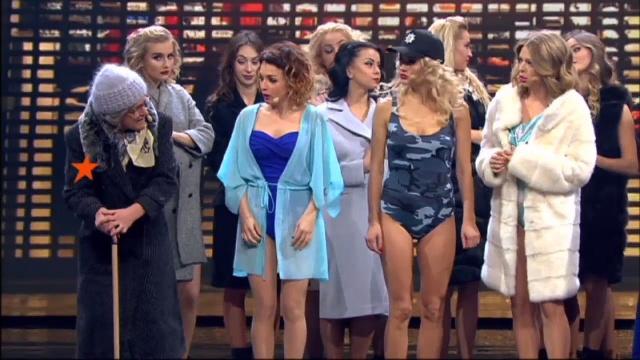 Девушки на акции: приди в купальнике - получи скидку - Дизель Шоу  | ЮМОР ICTV
