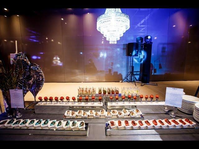 Кейтеринг коллекция Ледник Hubbard - презентация в Киеве | Фигаро-Кейтеринг