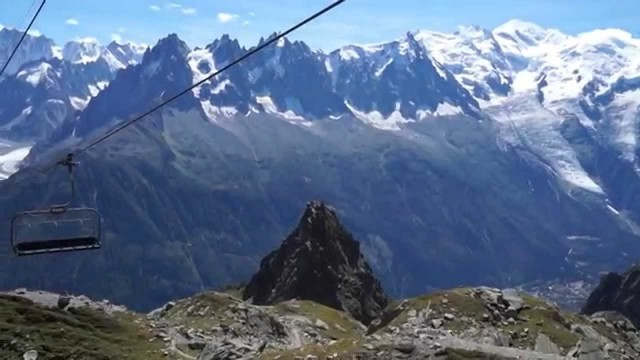 Бреван Флежер Шамони Франция Brevent Flegere Chamonix-mont-blanc France Hiking