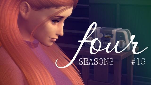 The Sims 4 | Времена года - Four seasons #15 - Первый день осени (Четыре сезона)