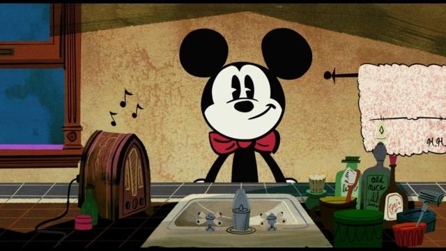 Микки Маус - Непослушные уши