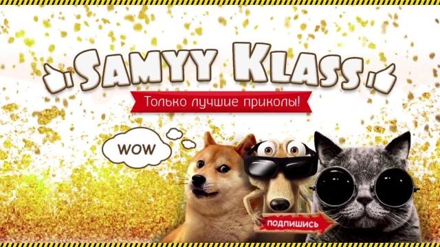 ЛУЧШИЕ ПРИКОЛЫ SAMYY KLASS (ВЫПУСК 547)