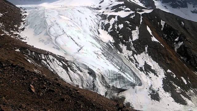 ледник Маншук Маметовой