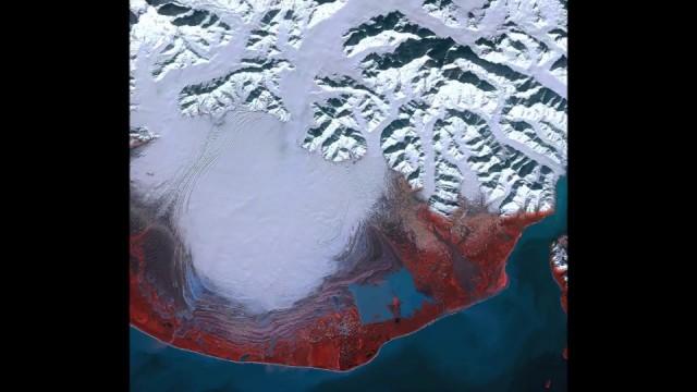 видове ледник  кръгъл, малък, голям ледник, голяма ледена маса, лед, лед,