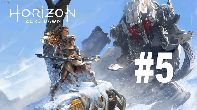 Прохождение Horizon: Zero Dawn \ Предел мастера \ 1080p