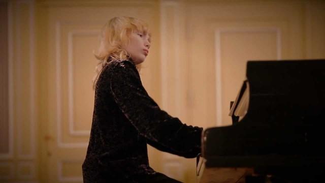 Чайковский - Времена года - Июль Ivan Bessonov-10 yo