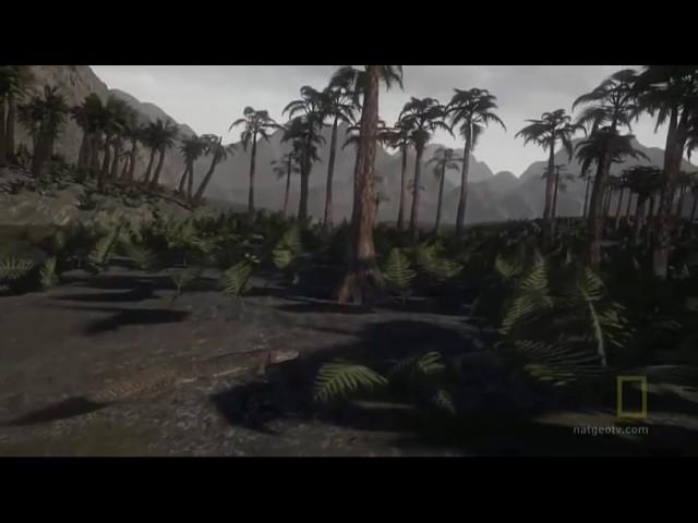 Окружающий мир. 1 класс. Динозавры.