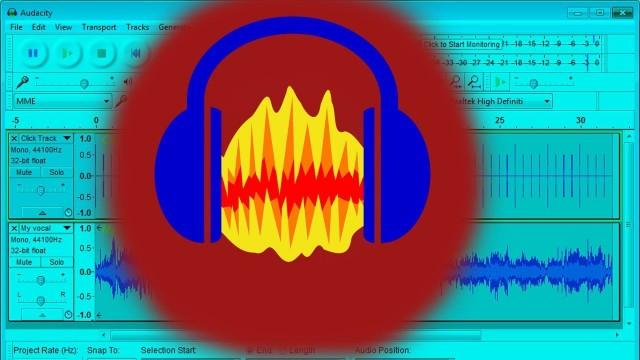 Как сделать бинауральный гипнотический звук при помощи бесплатной программы Audacity