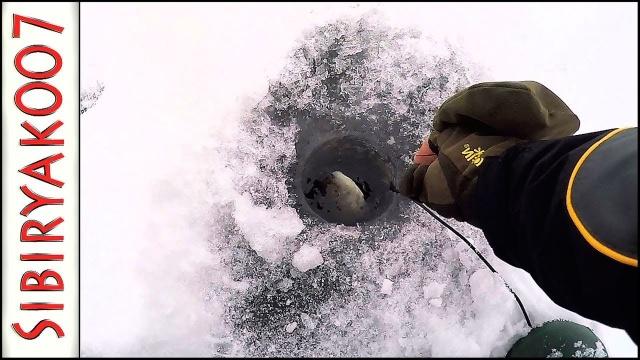 Новая мормышка ПРЕВЗОШЛА ожидания! .. Зимняя рыбалка на безмотылку