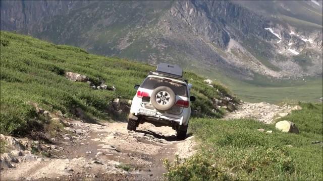 Алтай 2016г - Плато Укок, перевал Карагем, ледник Софийский.