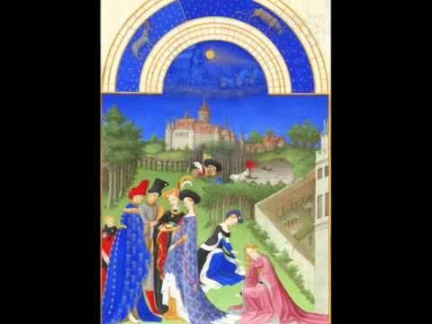 Средневековье : времена года