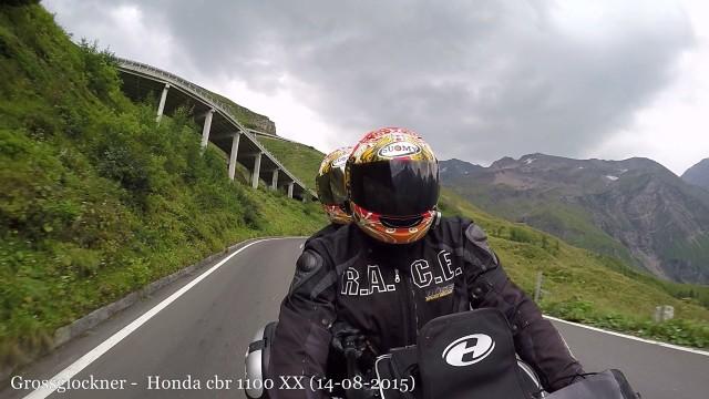 Grossglockner Hohenalpenstrasse - Austria (14-08-2015) Honda cbr 1100 XX