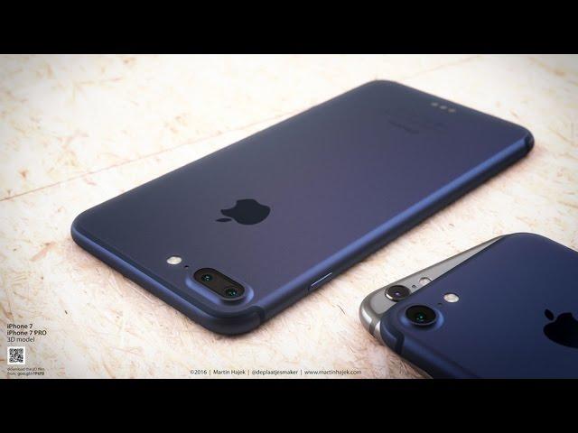 Краткий обзор Iphone 7. Все самое интересное.