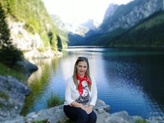 Gosausee & Dachstein Mountains/Glacier (Озёра Госау & ледник Дахштайн)